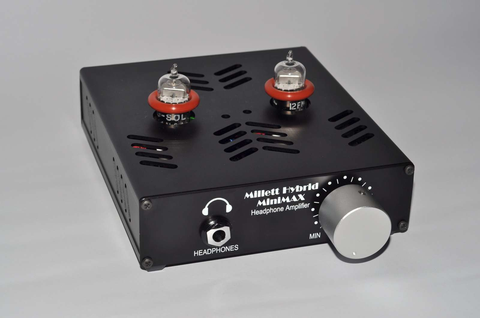 Millett Hybrid MiniMAX Headphone Amplifier