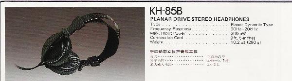 The KH-85B