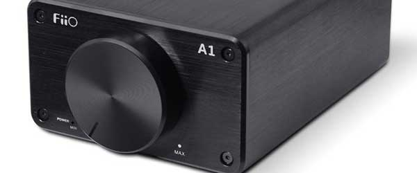 FiiO A1 Speaker Amp