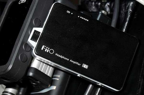 The size in context of some other amps such as the Mini3 and the FiiO e7