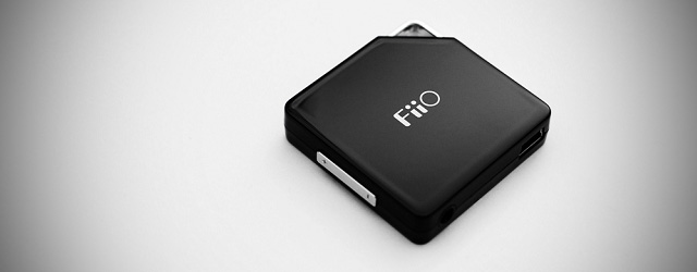 FiiO E6 Portable Amplifier