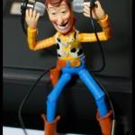 Woody just loves his AKG K3003's