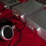 The Burson HA-160 and HA-160D amps