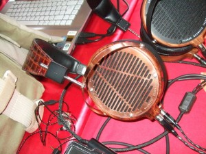 The LCD-2 V1 with aftermarket grills!