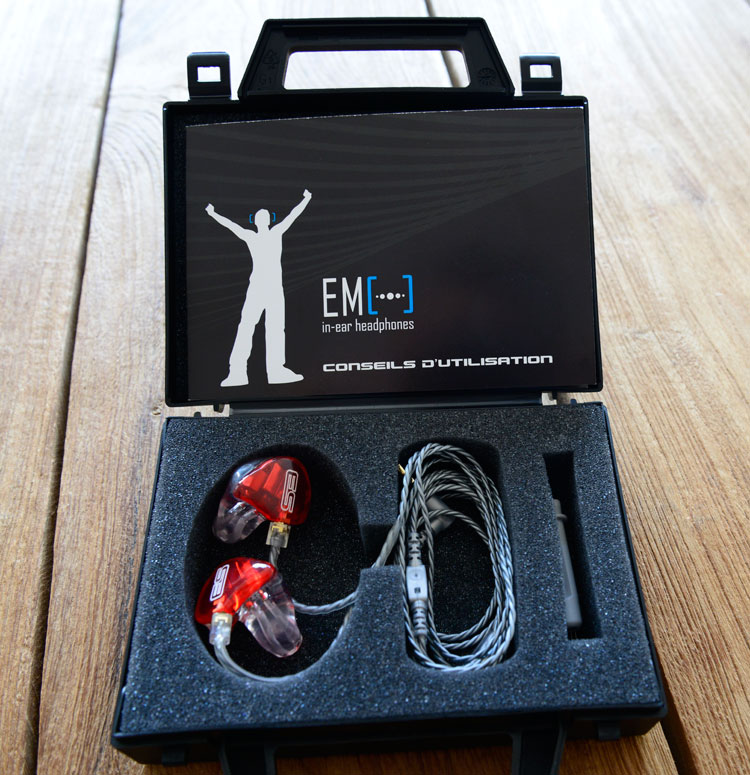 The EM32 By Earsonics