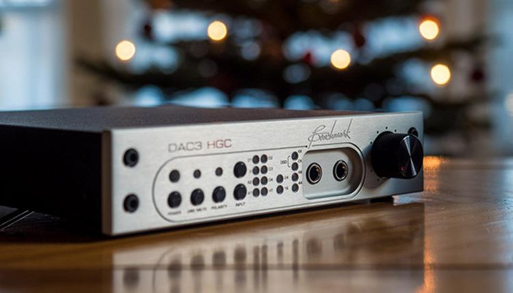 The DAC3 HGC by Benchmark Media