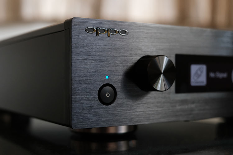 The Sonica DAC By Oppo
