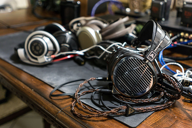 The LCD-4 By Audeze