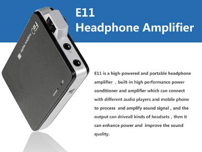 E11-2 Fiio's new lineup for 2011/12