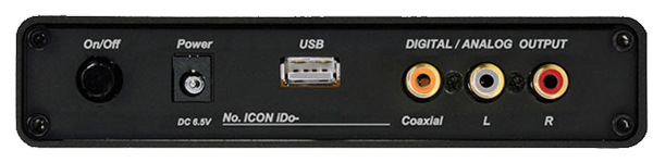 Nuforce Icon iDo connections