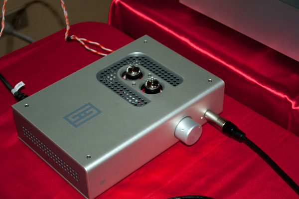 Schiit Lyr Tube Headphone Amp