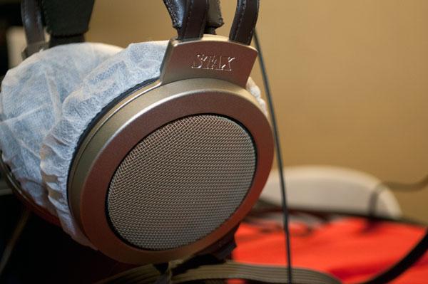 Stax Omega MK2 KenJam Headphones