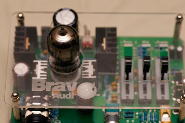 Bravo Audio V3 Passive EQ