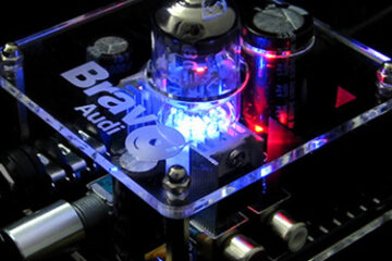 Bravo Audio Tube amp