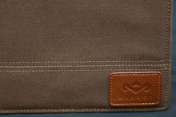 Close up of the bag