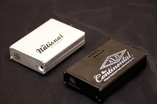 ALO Audio National & Continental V2