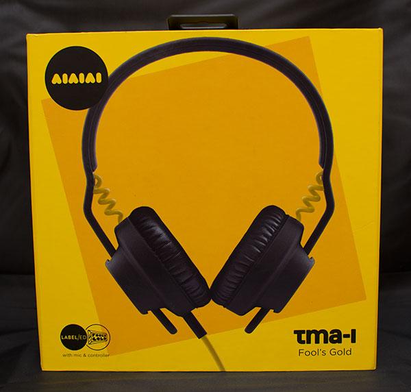 DSC_0137 Aiaiai TMA-1 Fool's Gold Edition