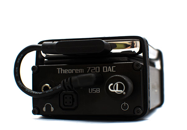 Cypher Labs Theorem 720 DAC Headphone Amplifier ...