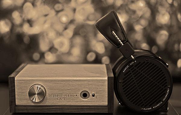 Tisbury Audio Challenge Amp 1