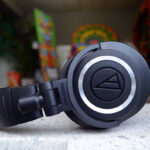 The ATH-M50X By Audio Technica