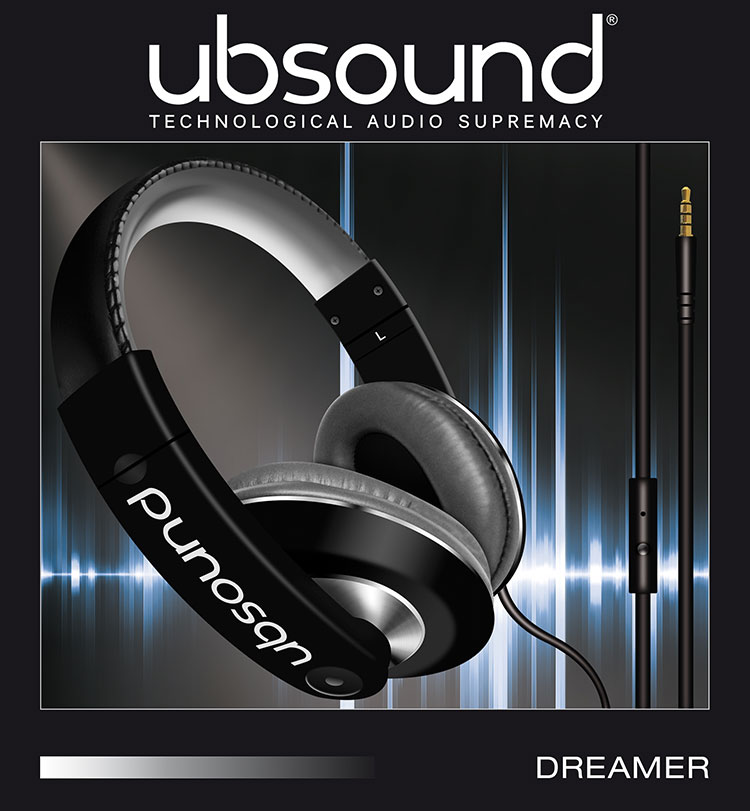 UBSOUND Dreamer Top Front Cover