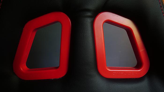 DXracer Plastic Headrest
