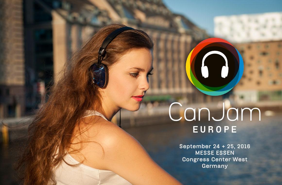 Canjam Europe 2016