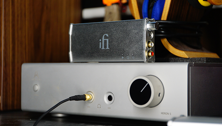 iFi Audio iCAN SE and Micro iDAC 2