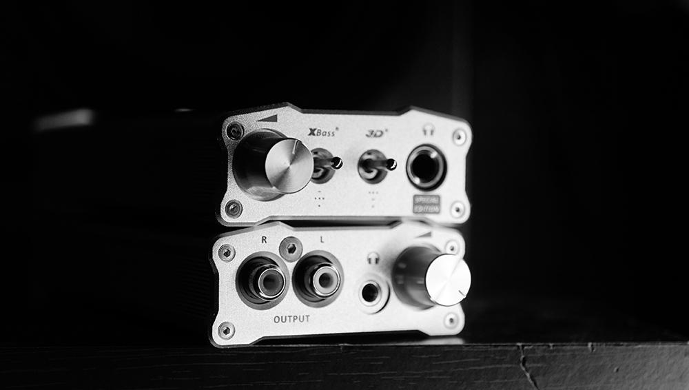 iFi Audio iCAN SE and Micro iDAC 2