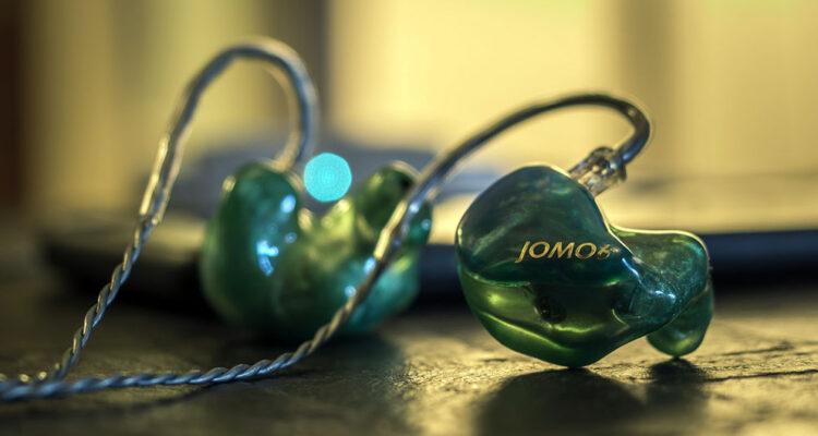 Jomo Audio 6v2 Ciem 712905