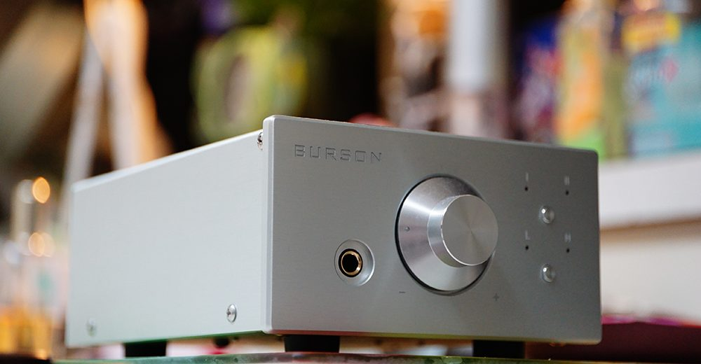 Burson Audio Soloist SL MK2 Review - Headfonics com