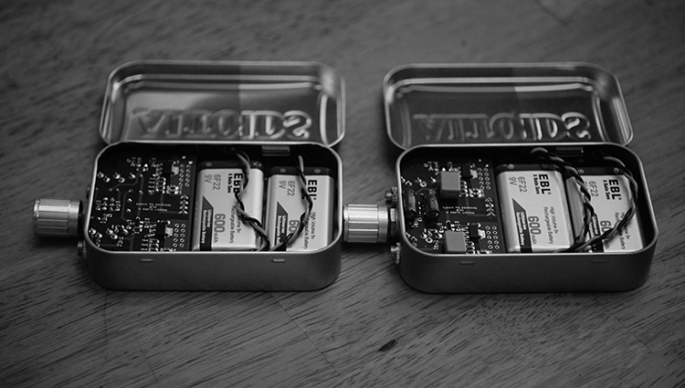 XRK Audio NHB Pocket Amp Review - Headfonics com