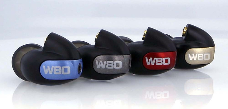 W80 Face plates