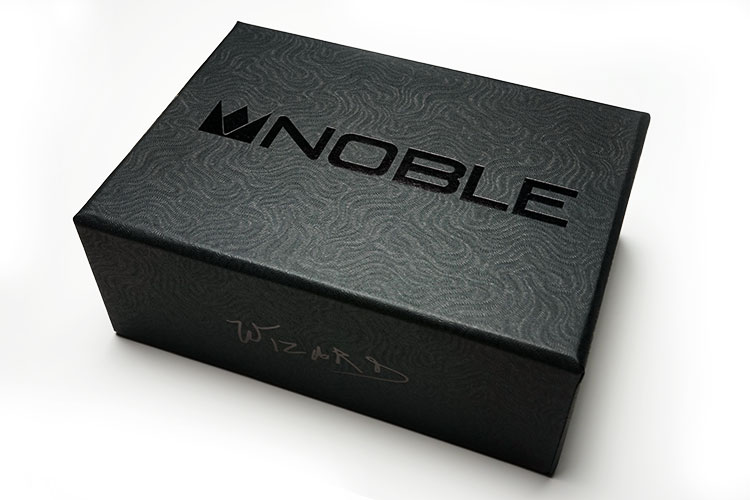Noble Audio Sage box