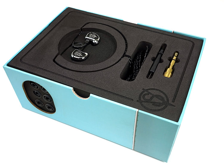 CTM VS-4 Box