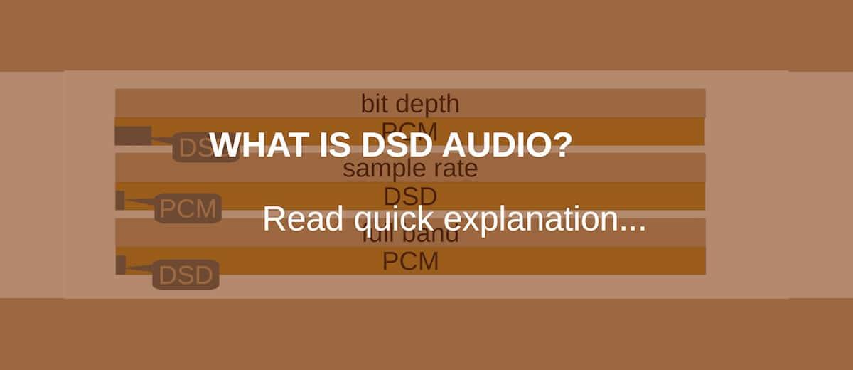 What Is DSD Audio? | Headfonics