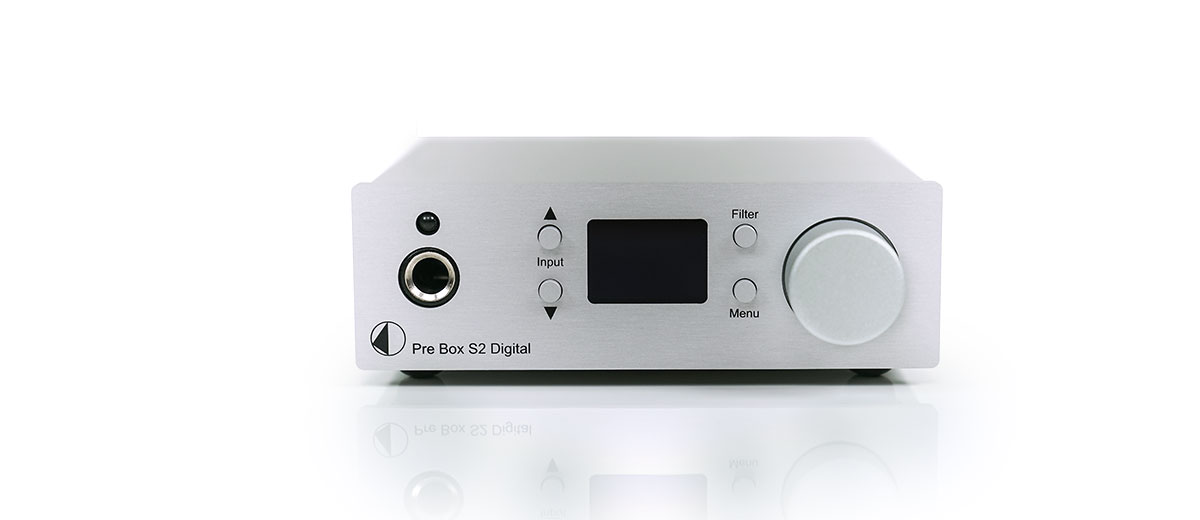 Pro-Ject Audio Pre Box S2 Digital Review | Headfonics