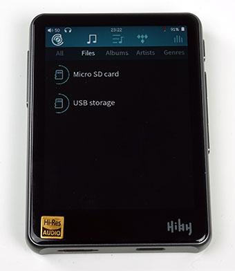 HiBy Music R3