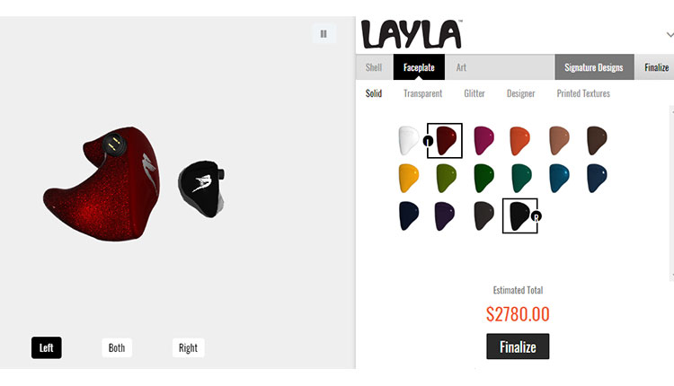 JH Audio Layla Signature Design Review