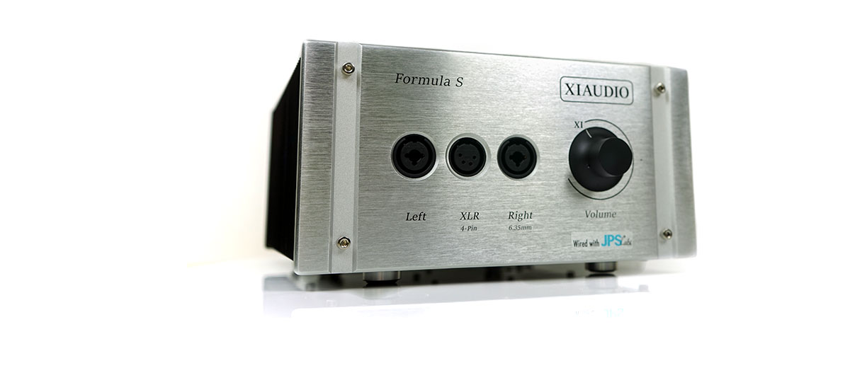 Xi Audio Formula S