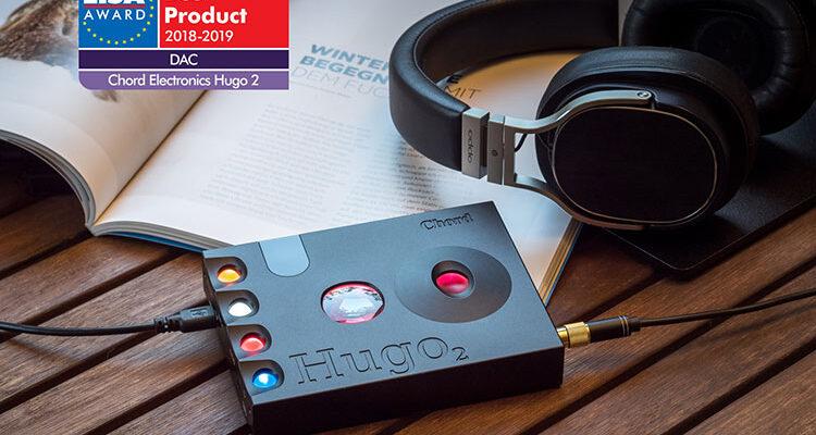 Chord Hugo 2 EISA Award