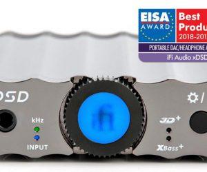 iFi Audio xDSD EISA Award Winner