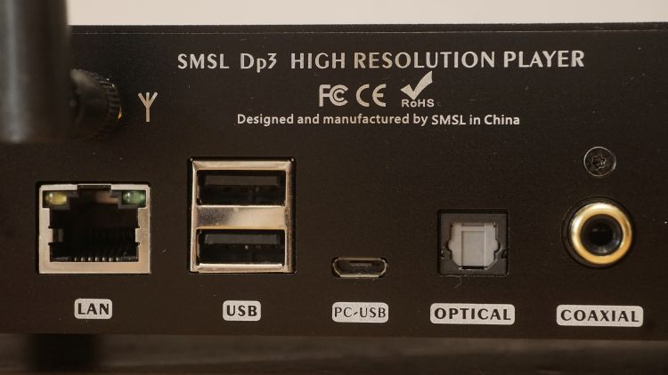 SMSL DP3