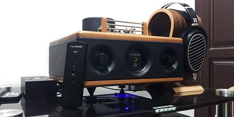 Auris Audio HA-2SE Remote Control