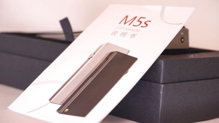Shanling M5s