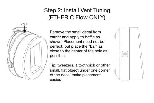 MrSpeakers Ether C Flow V1.1 Upgrade Kit