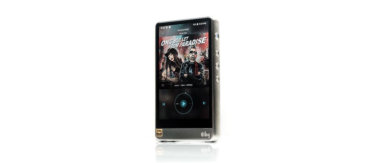 HiBy Music R6 Pro