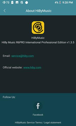 HiBy R6 Pro