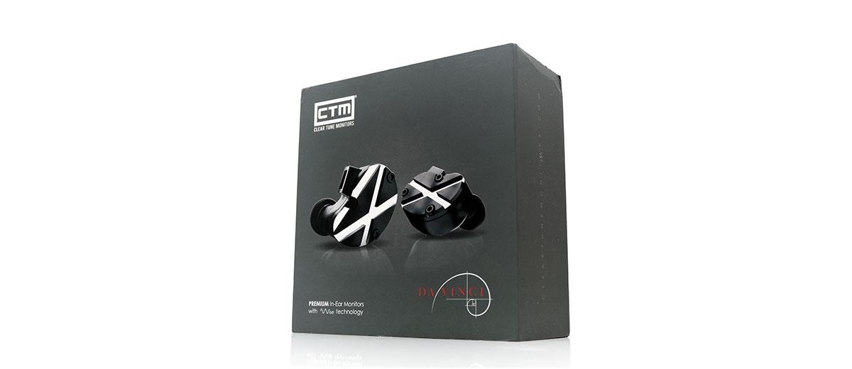 Clear Tune Monitors Da Vinci X