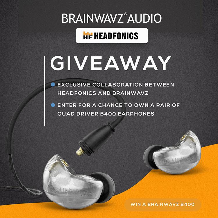 Brainwavz Giveaway
